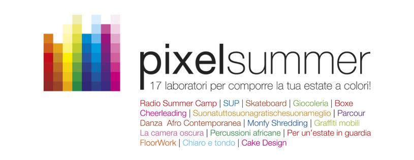 pixel summer monfalcone